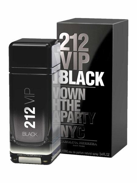 Perfume carolina herrera 212 vip black hombre
