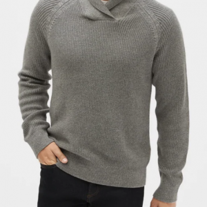 buso gap elegante gris hombre