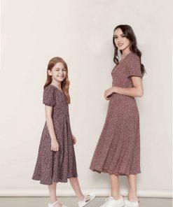 Mamá e hija outfit vestido