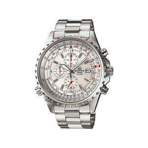 reloj-casio-gris-edific-pulso-acero-inoxidable