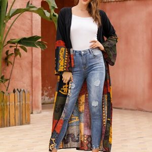 kimono outfit mujer