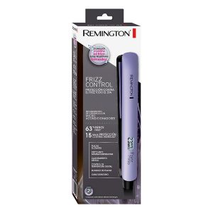 plancha anti frizz mujer remington