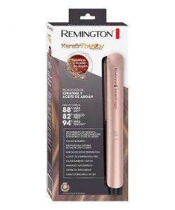 Plancha alisadora keratin remington