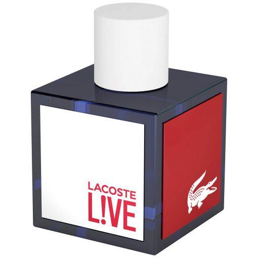 PERFUME HOMBRE LACOSTE LIVE HOMME EAU DE TOILETTE 100 ML VAPORIZADOR