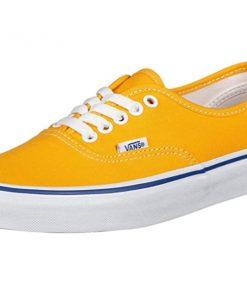 tennis vans unisex amarillos
