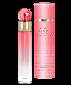 perfume mujer perry ellis 360 coral perry ellis eau de-parfum 100ml