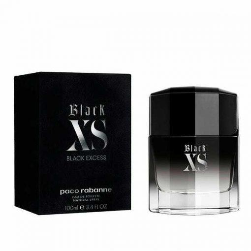 XS BLACK PACO RABANNE perfume hombre