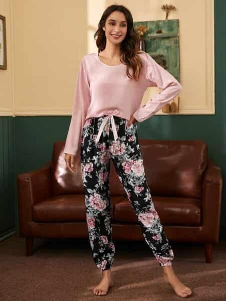 pijama conjunto mujer